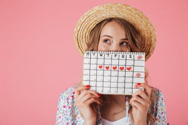 Ce este un calendar menstrual și ce beneficii are?