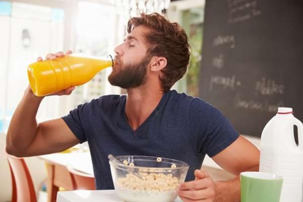 Care sunt cauzele ficatului gras