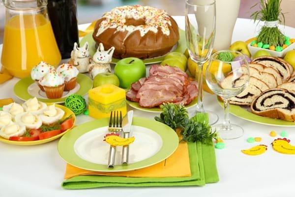 Ce mâncăm de Paște ca să evităm kilogramele în plus ori afecțiuni digestive