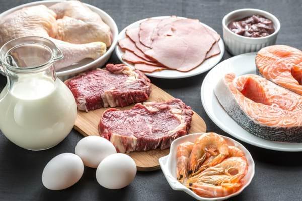Dieta hiperproteică. Meniu pentru 7 zile :: bijuterieonline.ro