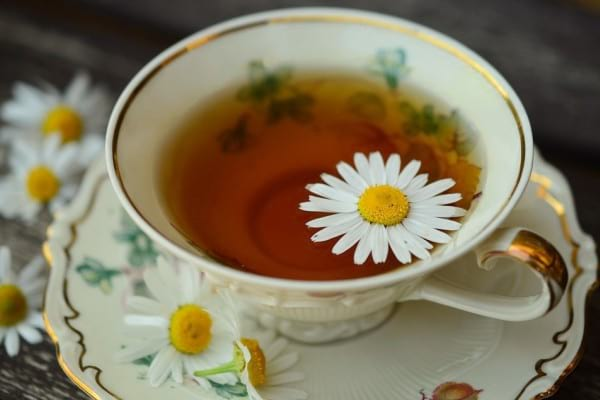 ceai de romanita