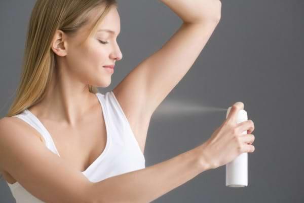 Poți deveni imun la deodorantul tău?
