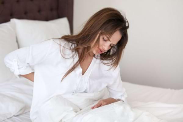 Durerea lombara matinala - ce indica?