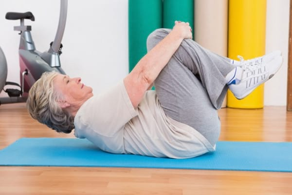 exercitii genunchi kinetoterapie