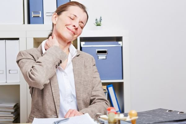 Exercitii pentru cei care stau toata ziua la birou