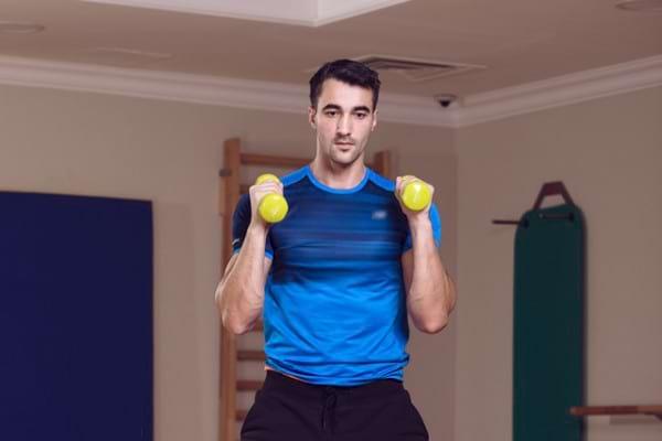Exercitiu saptamanii cu Florin Cujba: antrenament inspirat din box