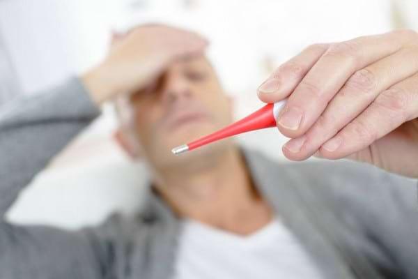 febra glandulară vă face să pierdeți în greutate