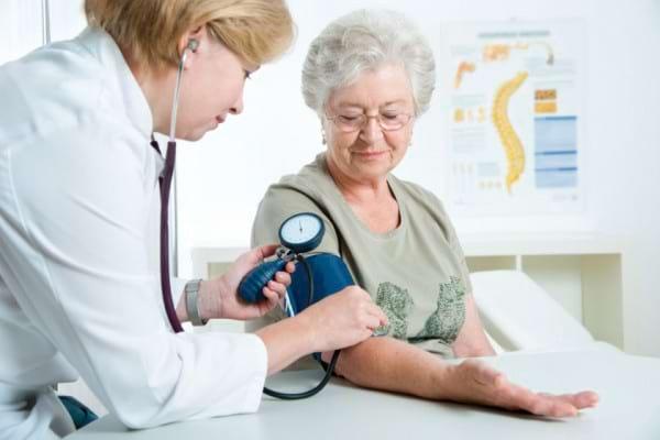 Hipertensiunea arteriala, un factor ce predispune la dementa