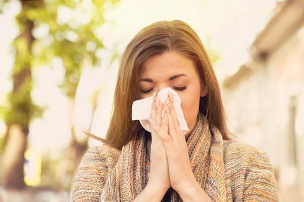 Alergiile sezoniere la pacientii cu lupus eritematos sistemic