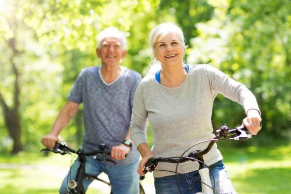 Mersul pe bicicleta este indicat sau nu daca suferi de gonartroza?