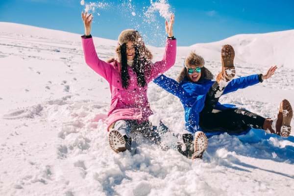 Vacanta la schi si riscul de cancer de piele