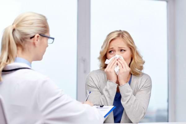 Rinita non-alergică: tipuri, simptome, cauze, tratament