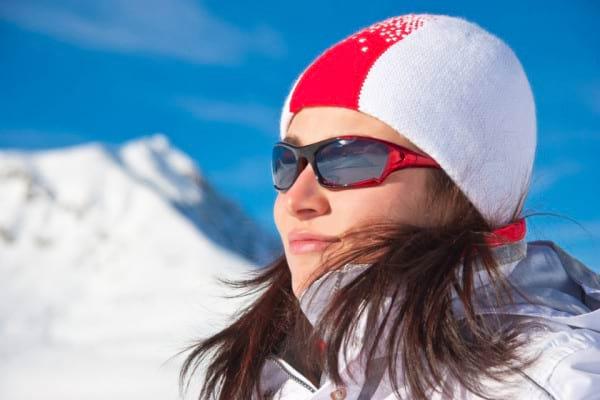 Tenul, expus riscului de cancer de piele pe timp de iarna