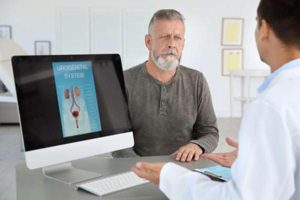 Cele mai frecvente simptome ale afectiunilor prostatei