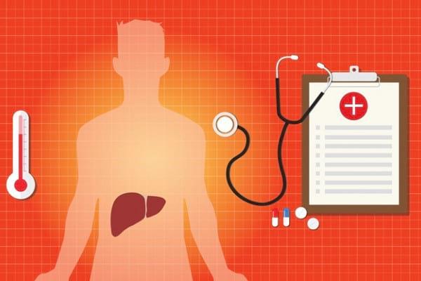 Evolutia simptomelor in hepatita C