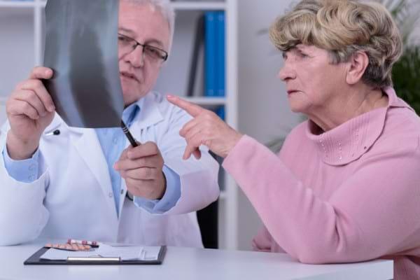 Tratamentul hemoptiziei la pacientii cu cancer pulmonar