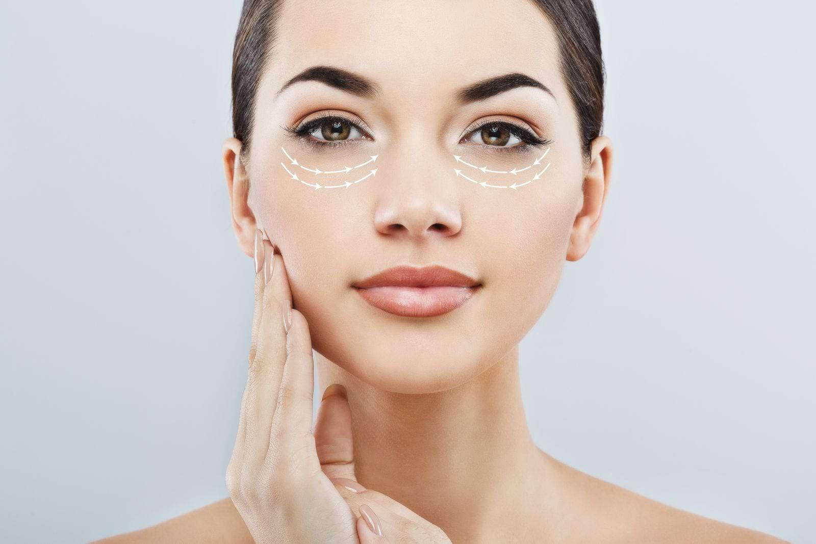 Cum îngrijești pielea din jurul ochilor