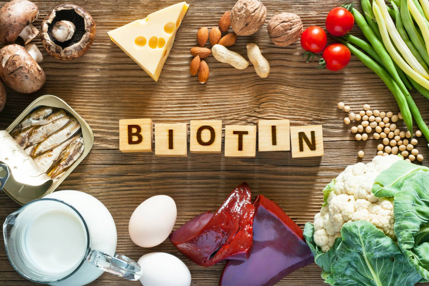 pierderea de grăsime de biotină