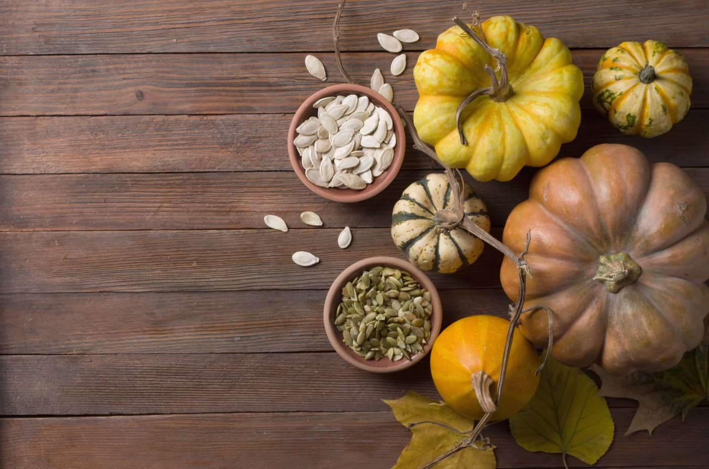 Semințele de dovleac - beneficii, proprietăți, rețete