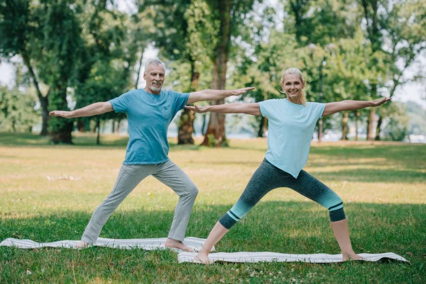 Yoga pentru hipertensiune - un remediu natural eficient