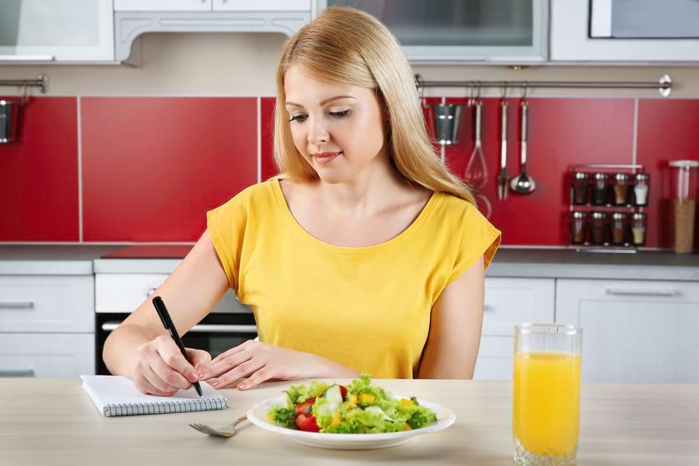 Cât de important este să ții un jurnal alimentar?