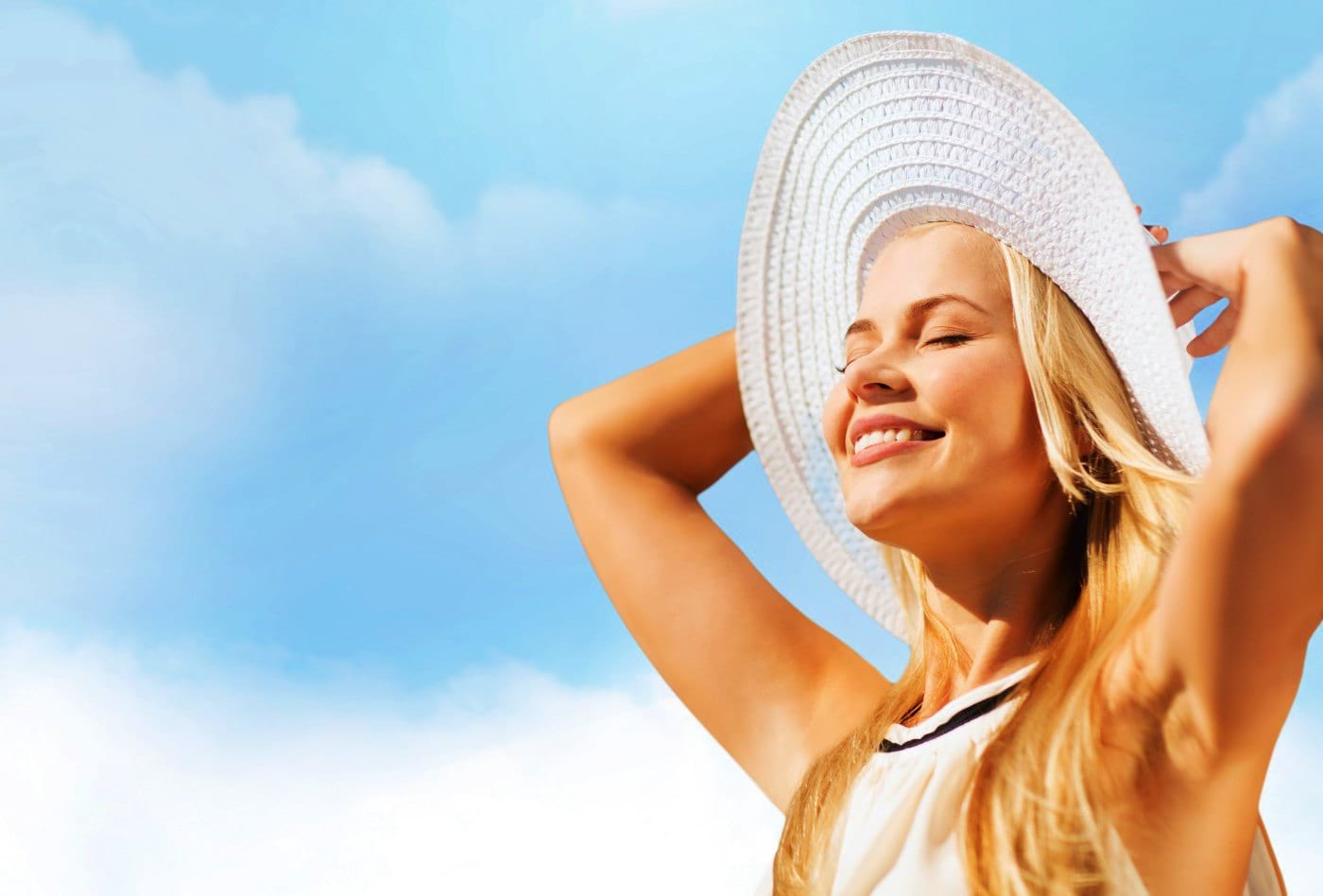 Pana la 80-90% dintre semnele de imbatranire prematura apar din cauza soarelui