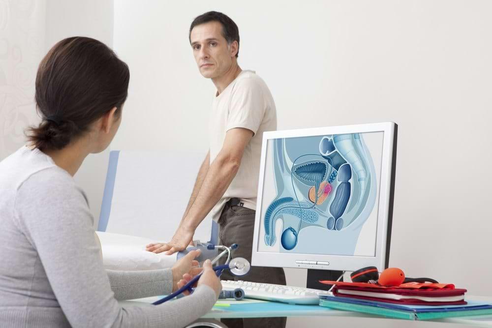 Afecțiunile prostatei