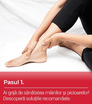 de ce imi amorteste piciorul drept cum să tratezi o articulație deteriorată a degetului