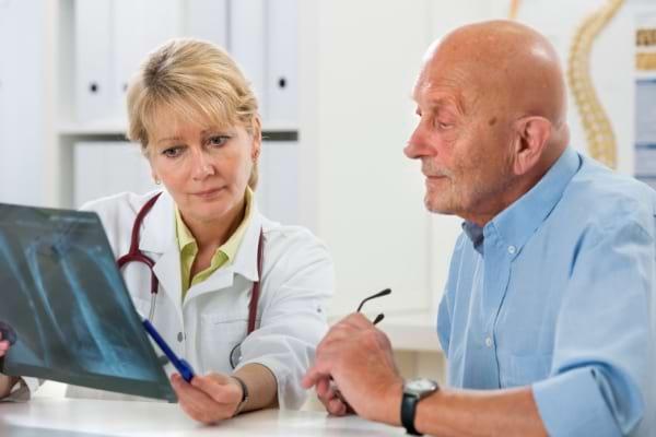 Simptome și diagnostic în cancerul pulmonar