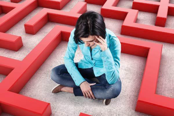 Simptome și diagnostic în depresie și anxietate