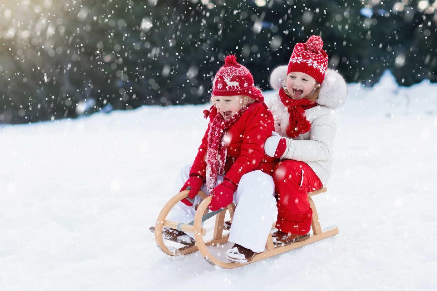 Activităţi pentru întreaga familie pe timp de iarnă