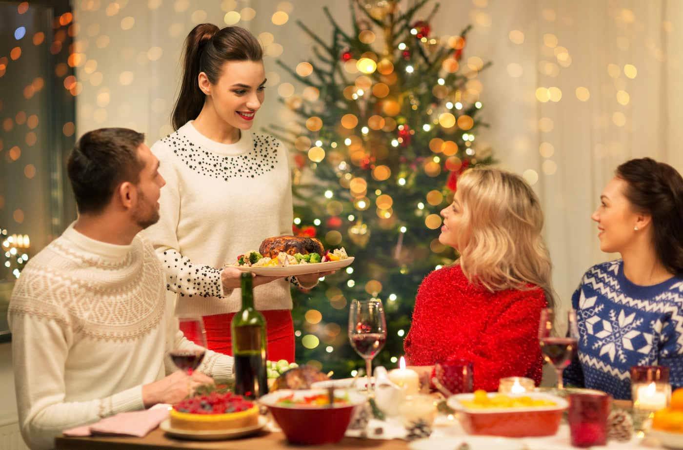 Cum eviți excesele alimentare de Sărbători