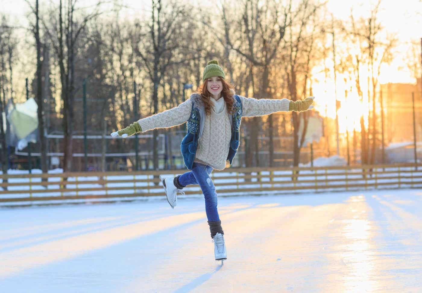 5 sporturi de iarnă pentru un corp sănătos