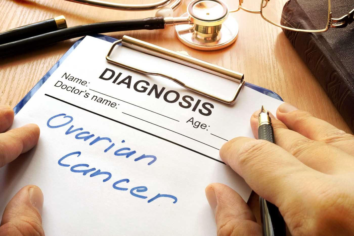 Terapia antiangiogenică în cancerul ovarian