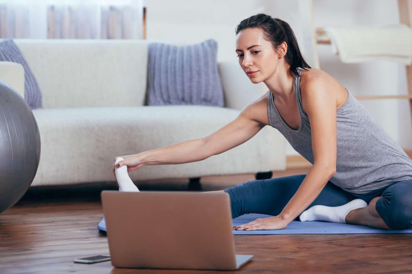 11 exerciții pentru atenuarea durerii lombare