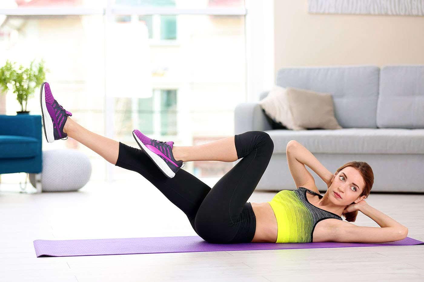 Exerciții pentru trunchi: cum obții un corp puternic în 4 săptămâni