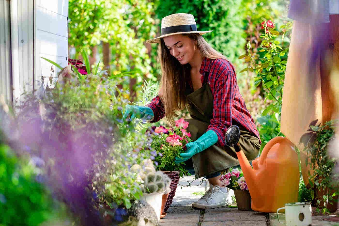 Grădinăritul poate îmbunătăți stima de sine [studiu]