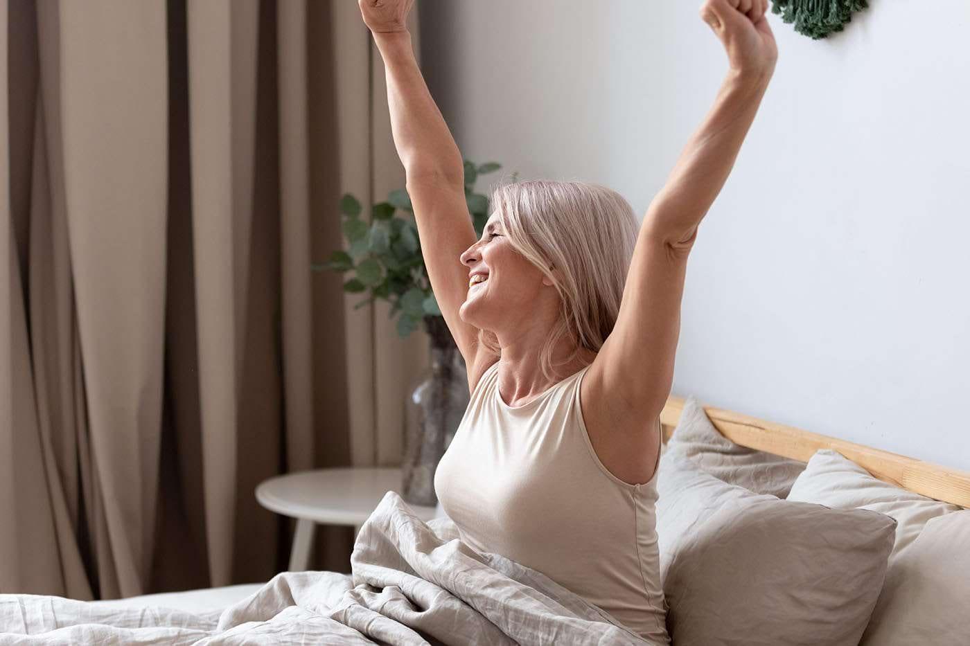Cum să te trezești mai ușor dimineața