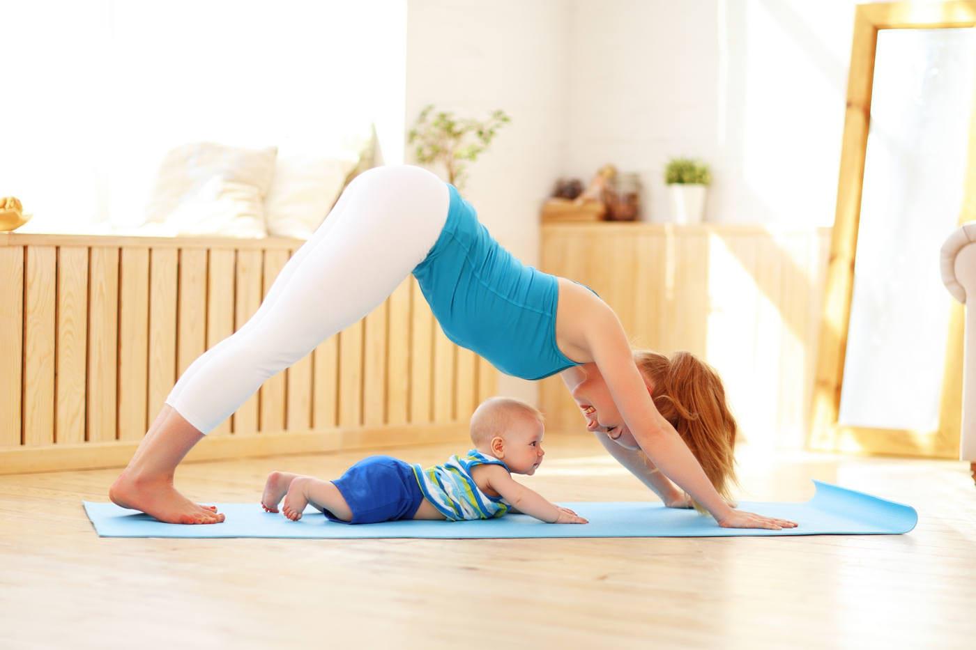 Alăptare: exercițiile fizice influențează calitatea laptelui matern [studiu]