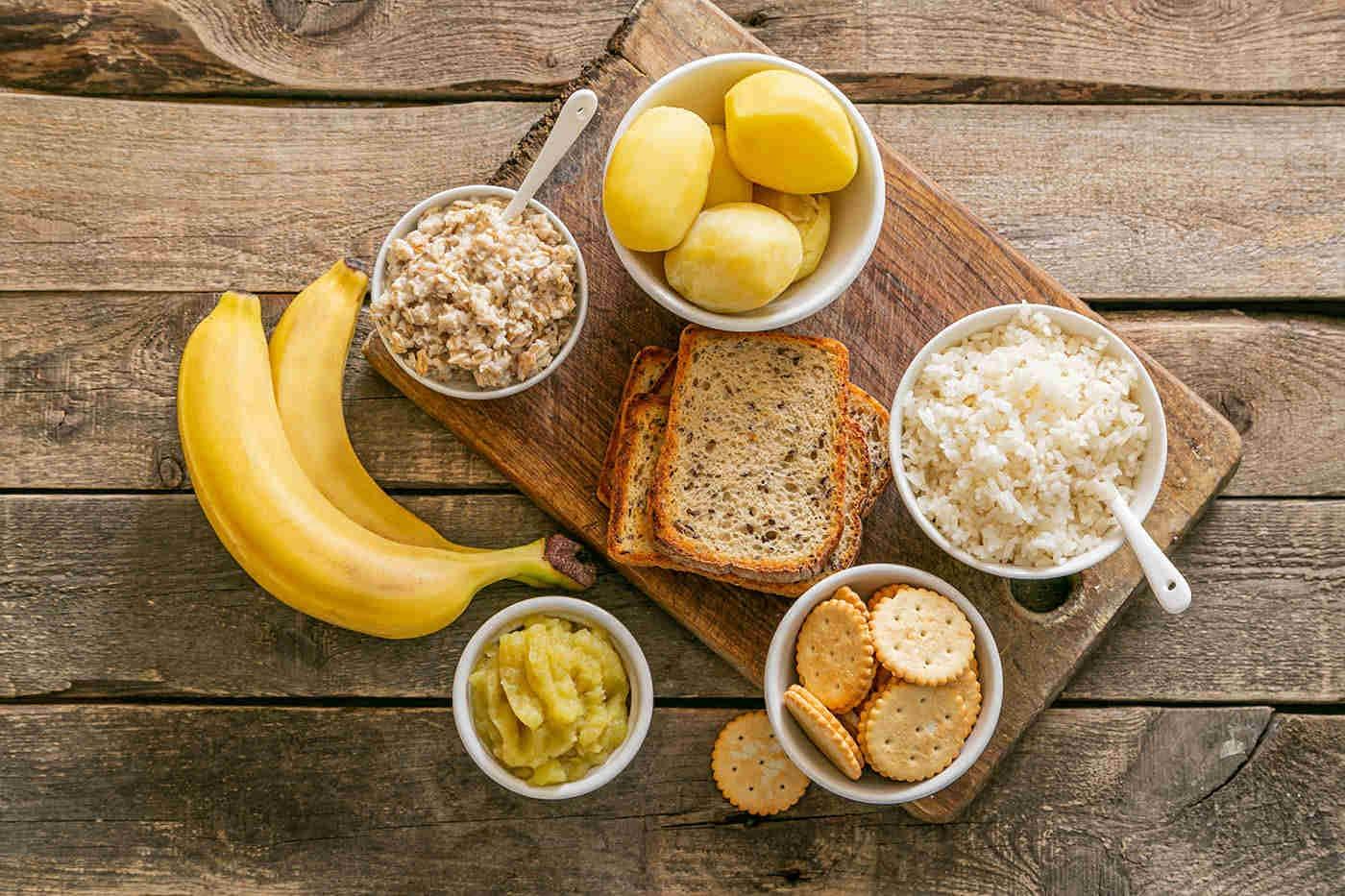 dieta în diaree