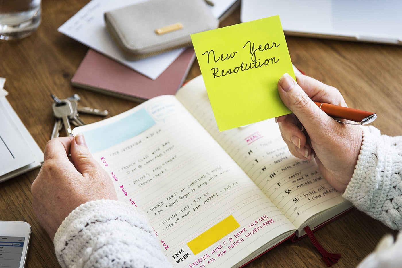 Hotărârile de Anul Nou: cum le respecți mai ușor?