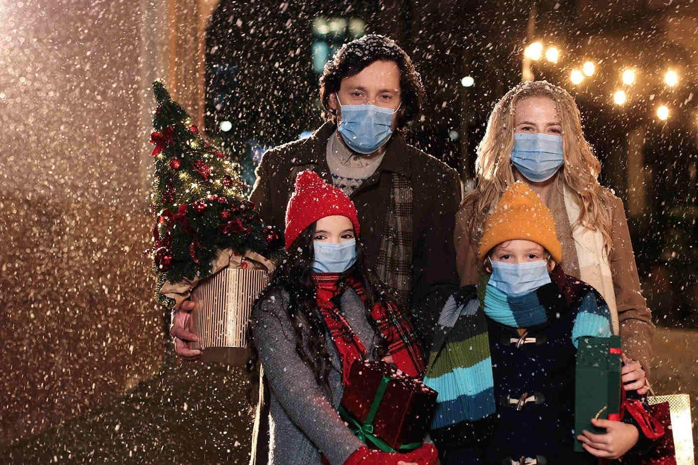 Sărbătorile de iarnă pe timp de pandemie