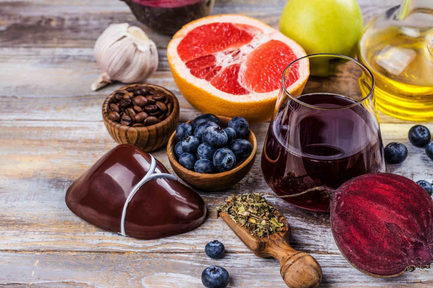 Alimente cu efect detoxifiant pentru ficat
