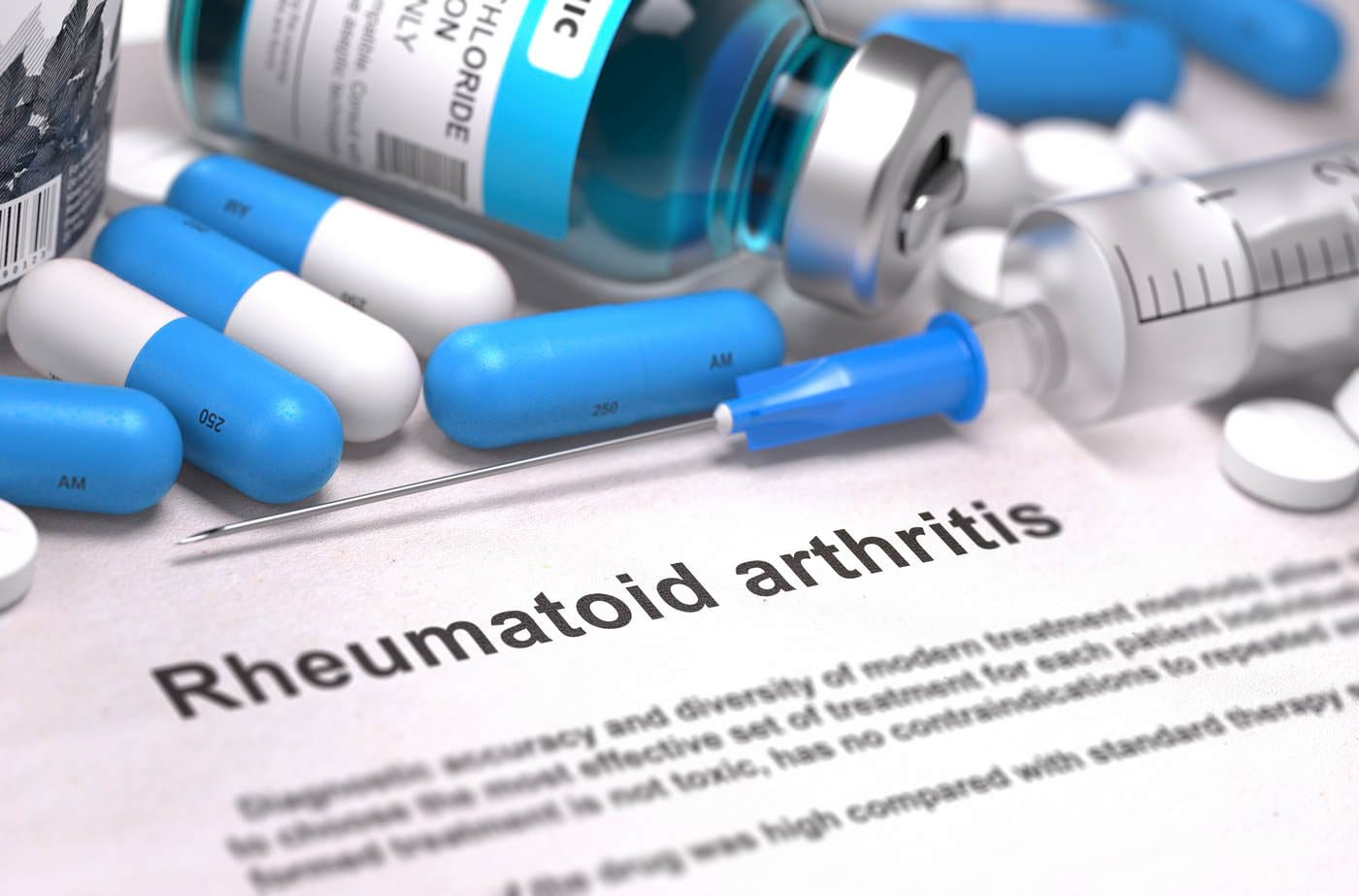 Pericolul unor medicamente indicate în poliartrita reumatoidă