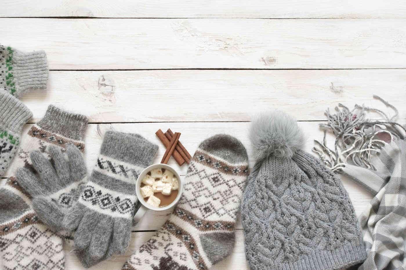 Top 5 accesorii călduroase pentru iarnă