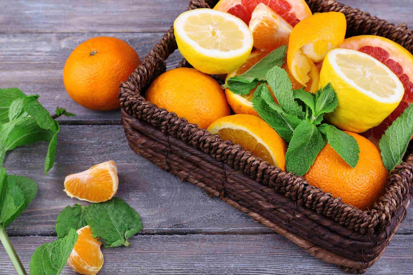 Citricele, fructele care țin la distanță virozele