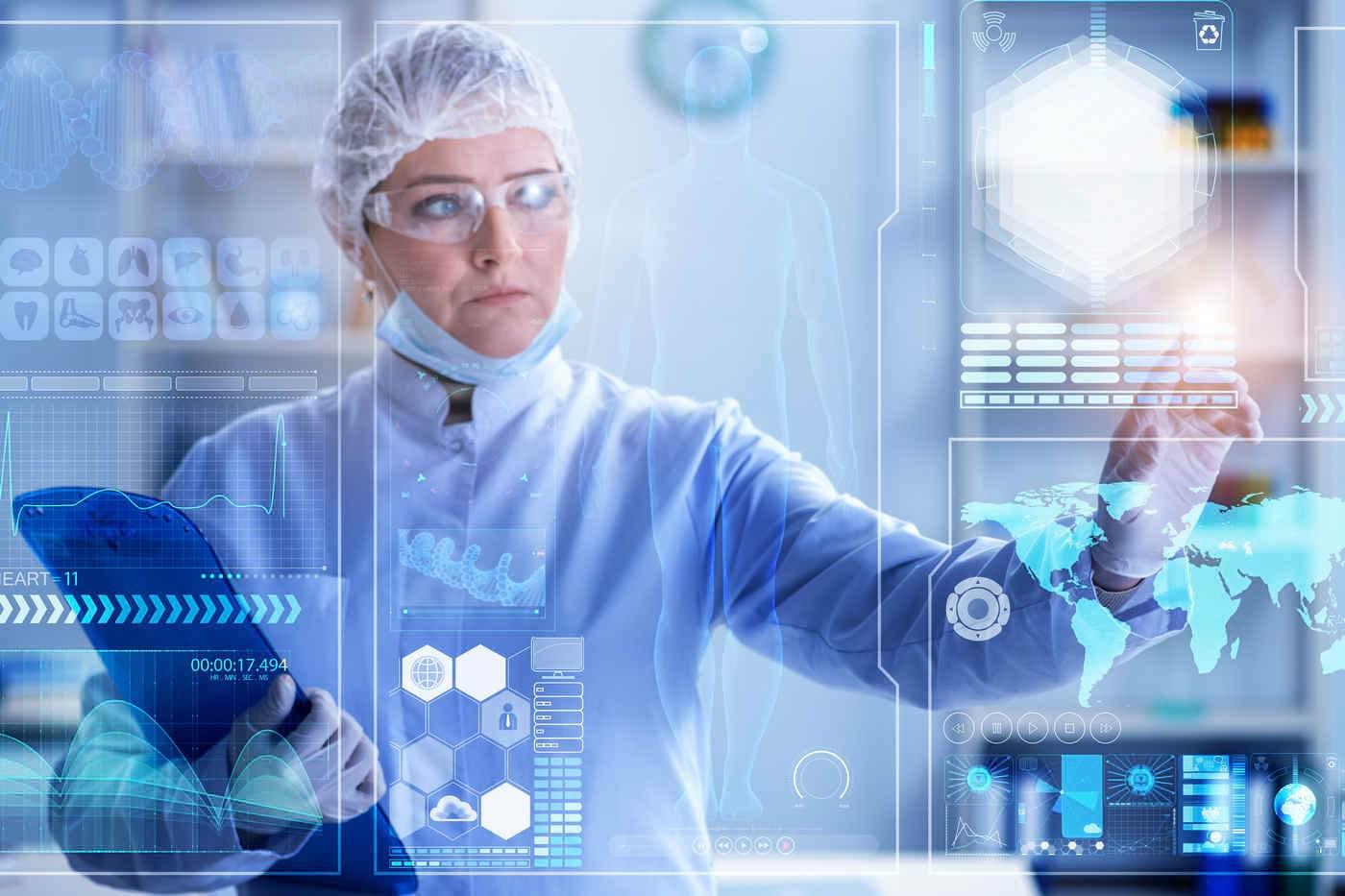 Inteligența artificială, folosită pentru diagnosticarea cancerului mamar