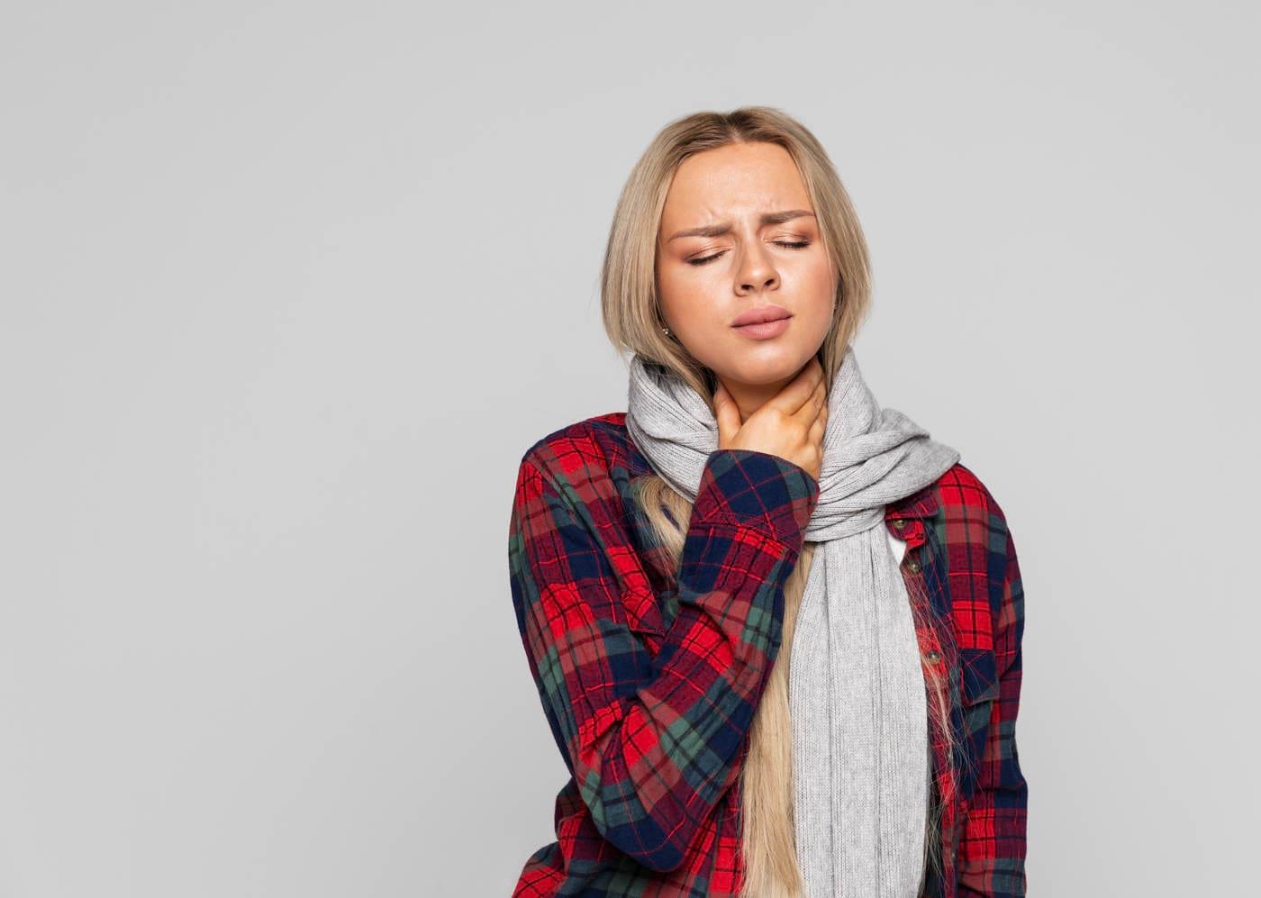 Faringita: remedii naturale şi modalităţi de prevenţie