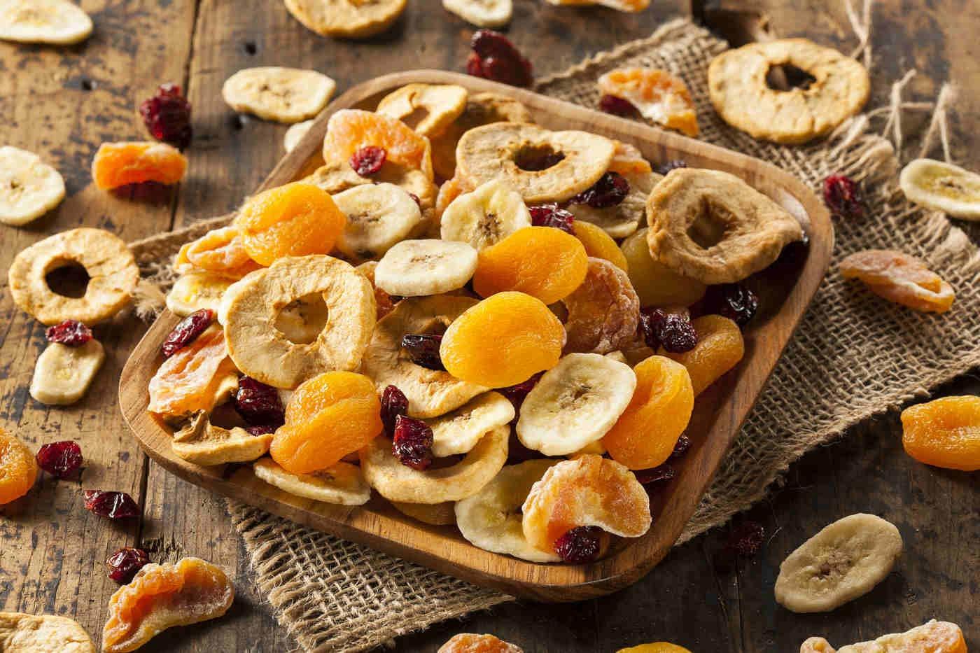 Fructele uscate - sunt sănătoase sau nu?