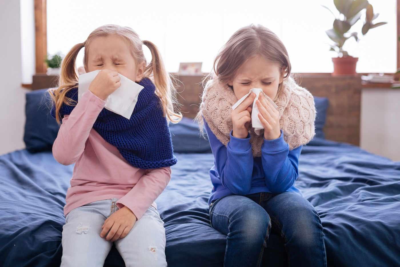 Care sunt complicațiile nazofaringitei la copii?